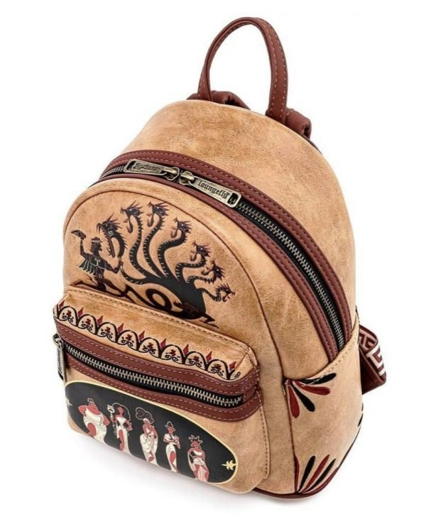 Loungefly Disney: Hercules Muses Mini Backpack - March 2021 pre-orders coming on April 2021.