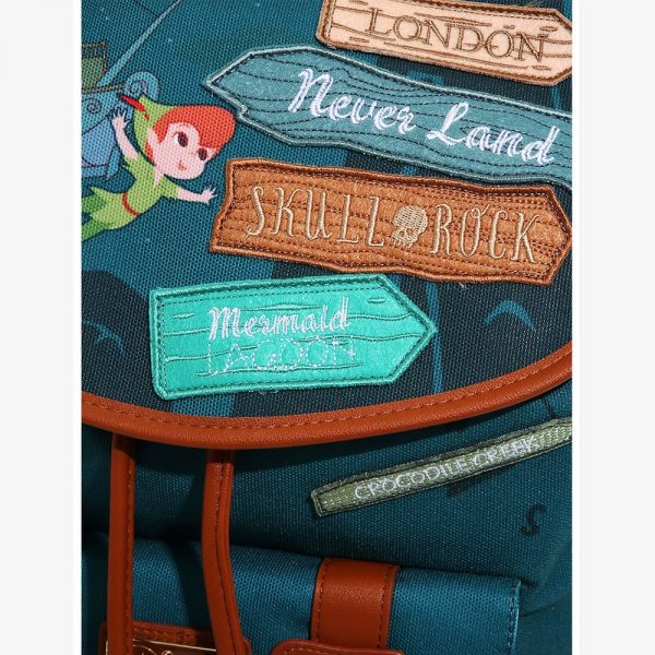 Loungefly Disney Peter Pan Lost Boys Rucksack - BoxLunch Exclusive