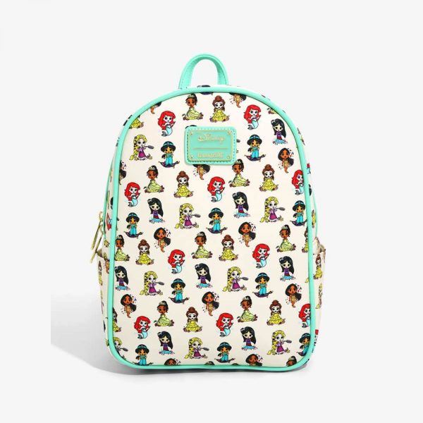 Loungefly Disney Princess Young Mini Backpack - BoxLunch Exclusive