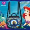 Loungefly Disney The Little Mermaid Moonlight Convertible Mini Backpack - BoxLunch Exclusive