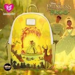 Loungefly Disney The Princess and the Frog Kiss Scene Mini Backpack - BoxLunch Exclusive