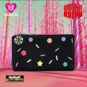 Loungefly Disney Wreck-It Ralph Vanellope Bifold Wallet
