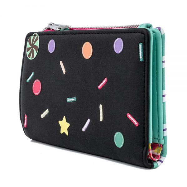 Loungefly Disney Wreck-It Ralph Vanellope Bifold Wallet