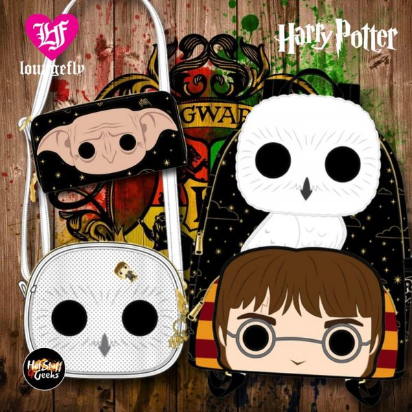 Loungefly Harry Potter February 2021 pre-orders coming March 2021