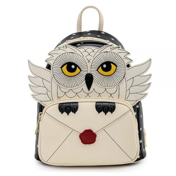 Loungefly Harry Potter Hedwig Howler Mini Backpack - March 2021 pre-orders coming on April 2021