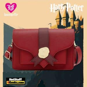 Loungefly Harry Potter Weasley Howler Mail Crossbody - March 2021 pre-orders coming on April 2021.