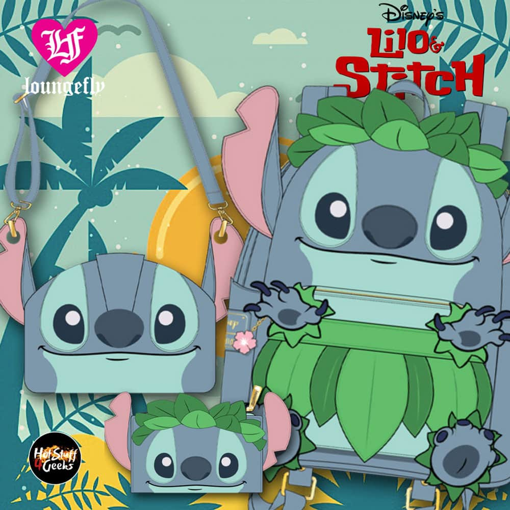 Loungefly Lilo And Stitch February 2021 pre-orders coming March 2021