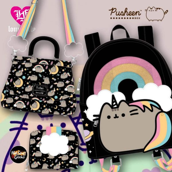 Loungefly Pusheen February 2021 pre-orders coming March 2021