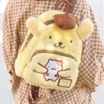 Loungefly Sanrio Pompompurin Cosplay Mini Backpack