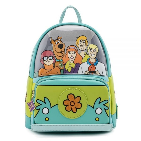 Loungefly Scooby-Doo: Mystery Machine Mini Backpack - March 2021 pre-orders coming on April 2021.