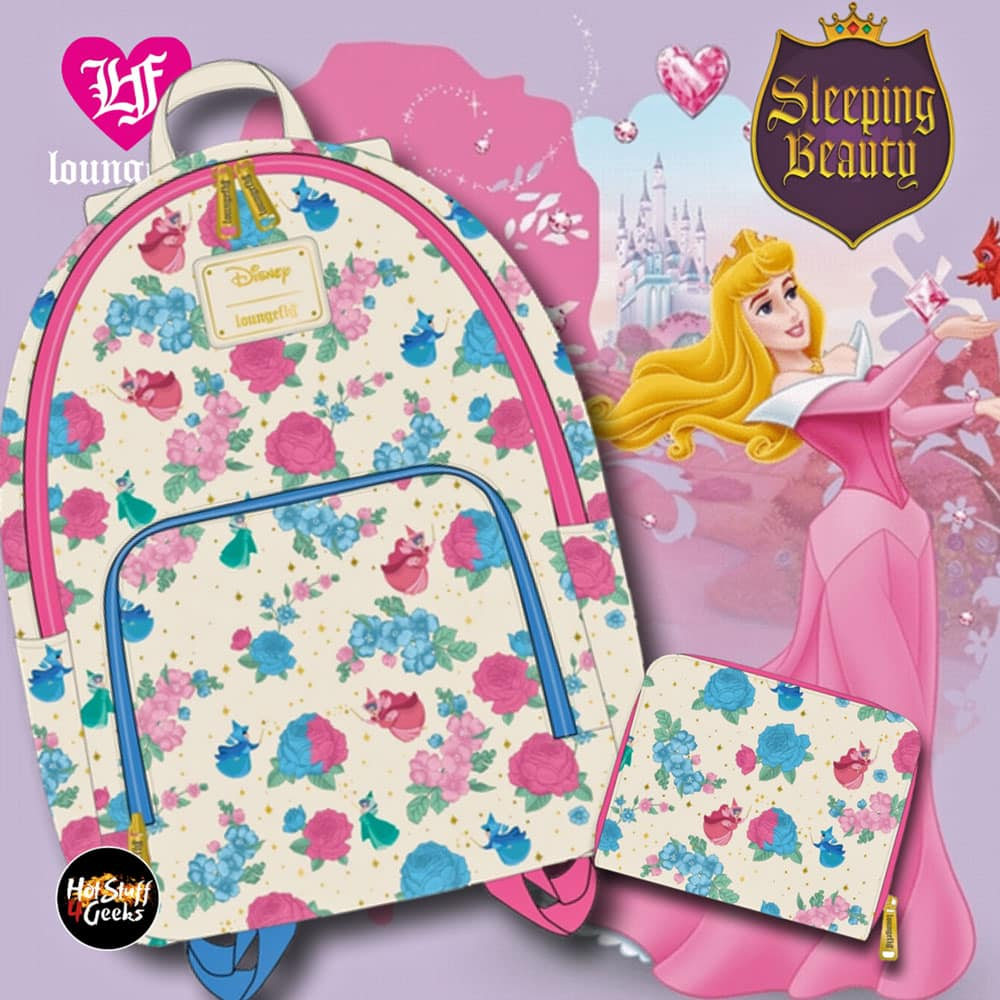 Loungefly Sleeping Beauty February 2021 pre-orders coming March 2021