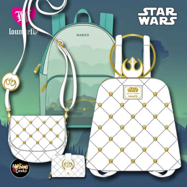 Loungefly Star Wars February 2021 pre-orders coming March 2021