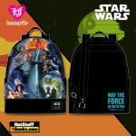 Loungefly Star Wars: Original Trilogy Backpack - March 2021 pre-orders coming on April 2021