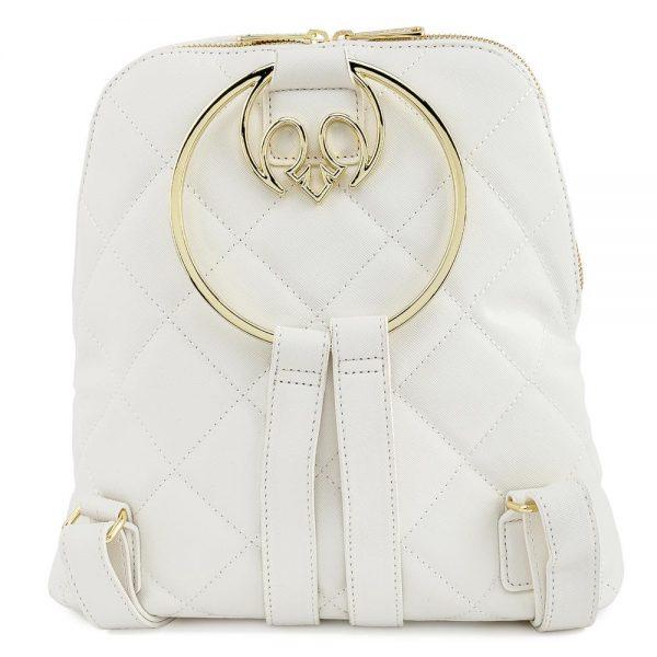 Loungefly Star Wars White Gold Rebel Hardware Mini Backpack