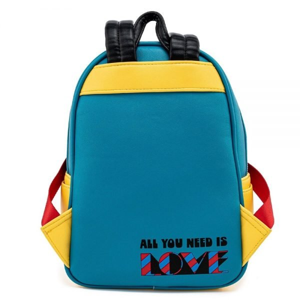 Loungefly The Beatles Yellow Submarine Mini Backpack - March 2021 pre-orders coming on April 2021.