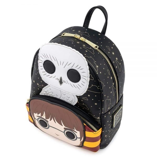 Pop! by Loungefly Harry Potter Hedwig Cosplay Mini Backpack
