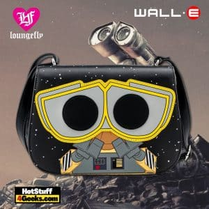 Pop by Loungefly Pixar Earth Day Wall-E Crossbody - March 2021 pre-orders coming on April 2021.