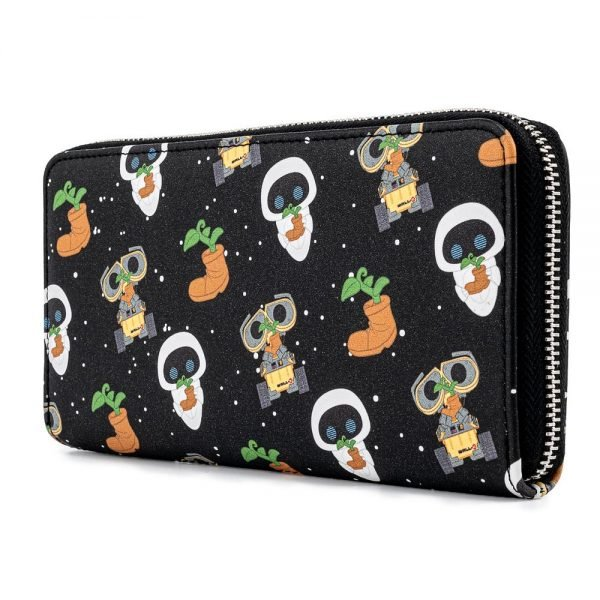 Pop by Loungefly Pixar Wall-E Earth Day AOP Zip Around Wallet - March 2021 pre-orders coming on April 2021.