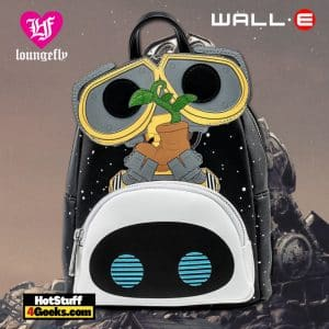 Pop by Loungefly Pixar Wall-E Eve Both Earth Day Cosplay Mini Backpack - March 2021 pre-orders coming on April 2021