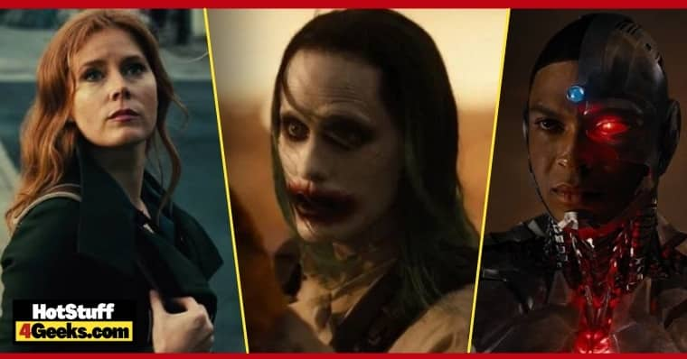 10 Snyder Cut Characters We'd Like to See in Future DC Films