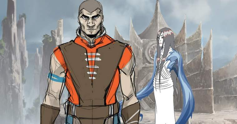 10 Things We Want to See in the Avatar New Animated Series - War of the Lotuses