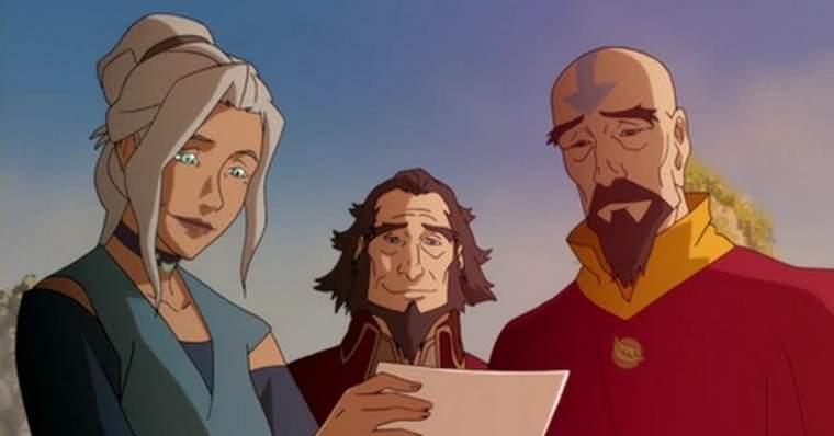 10 Things We Want to See in the Avatar New Animated Series - Derived series