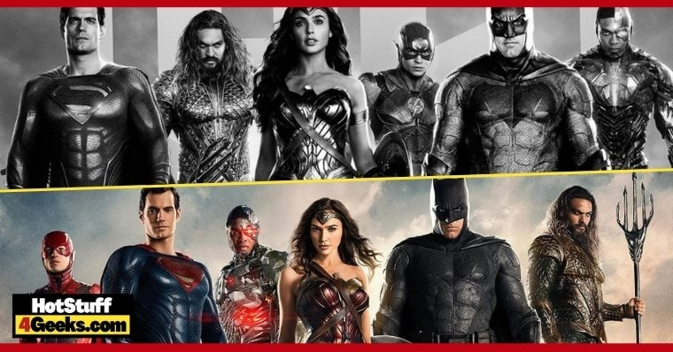 16 Major Differences Between Justice League and Snyder's Cut