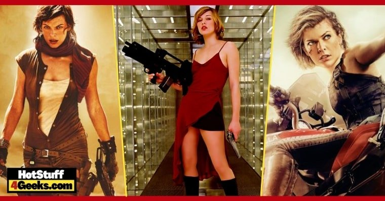 All Resident Evil The Movies Ranked from Worst to Best