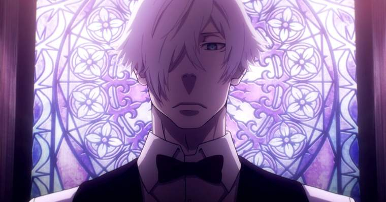 Top 10 Essential Anime for Death Note Fans - Death Parade, 2015