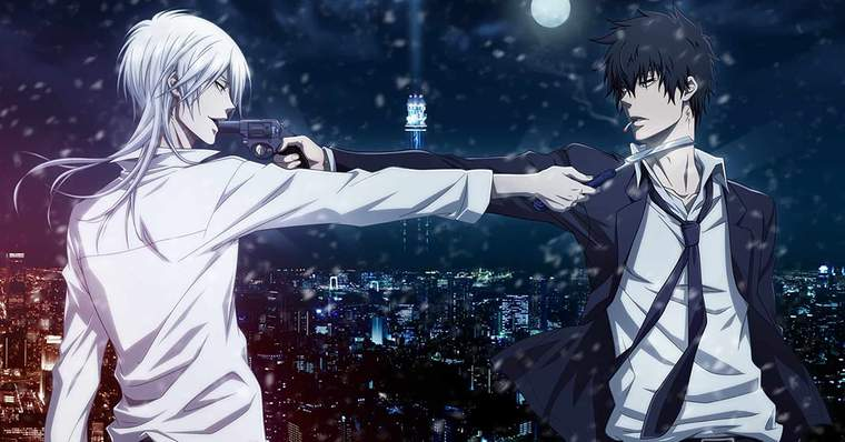 Top 10 Essential Anime for Death Note Fans - Psycho-Pass, 2012