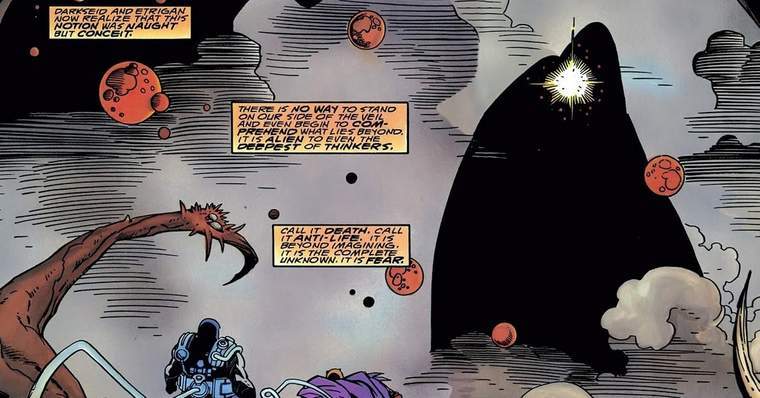 Anti-Life Equation Explained: as a Living Entity