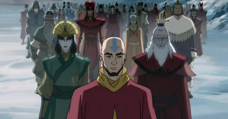 10 Things We Want to See in the Avatar New Animated Series - Tales of Past Lives