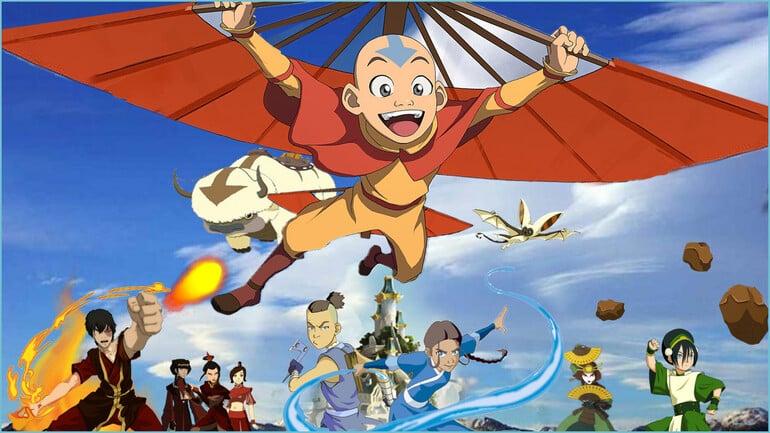 Avatar The Last Airbender - Full Seasons Recap: The Plot and Animation