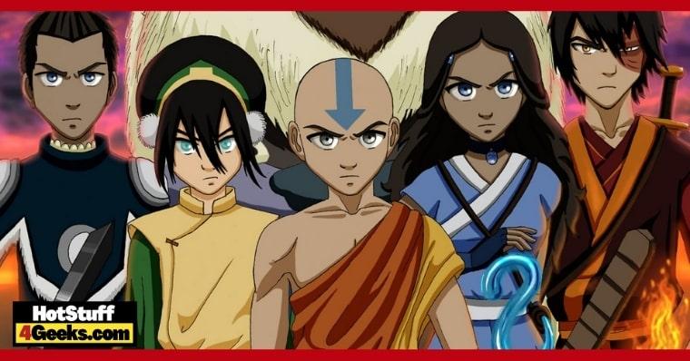 Avatar The Last Airbender - Full Seasons Recap