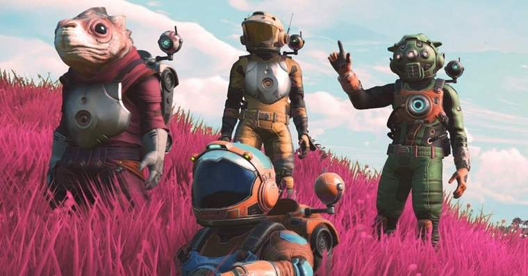 The 13 Biggest Video Game Flops of the Last 10 Years - No Man's Sky (2016)