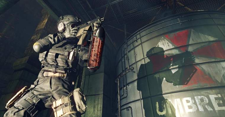 The 13 Biggest Video Game Flops of the Last 10 Years - Umbrella Corps (2016)