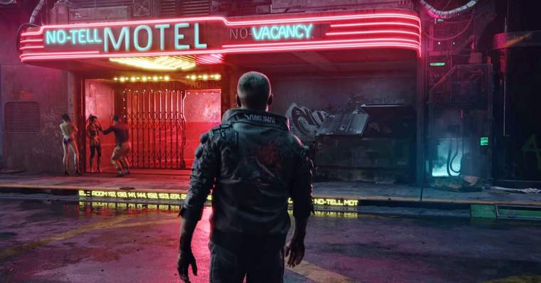 The 13 Biggest Video Game Flops of the Last 10 Years - Cyberpunk 2077 (2020)
