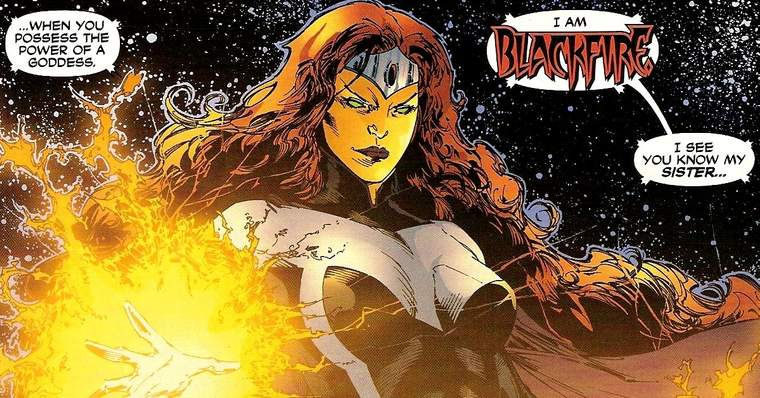 Blackfire: All About the DC Comics Character - Origins