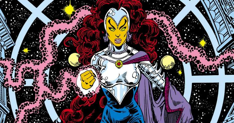 Blackfire: All About the DC Comics Character - Ascension