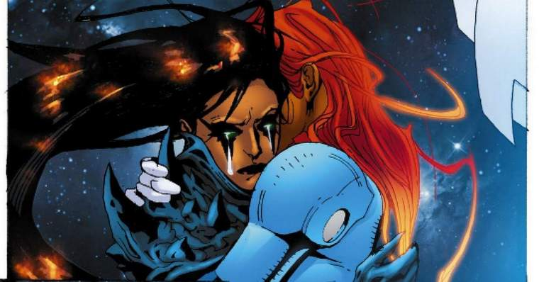 Blackfire: All About the DC Comics Character - Redemption?