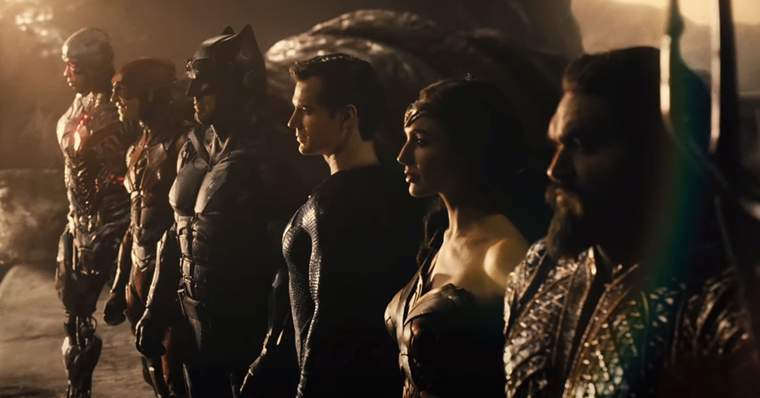 16 Major Differences Between Justice League and Snyder's Cut: The Visuals