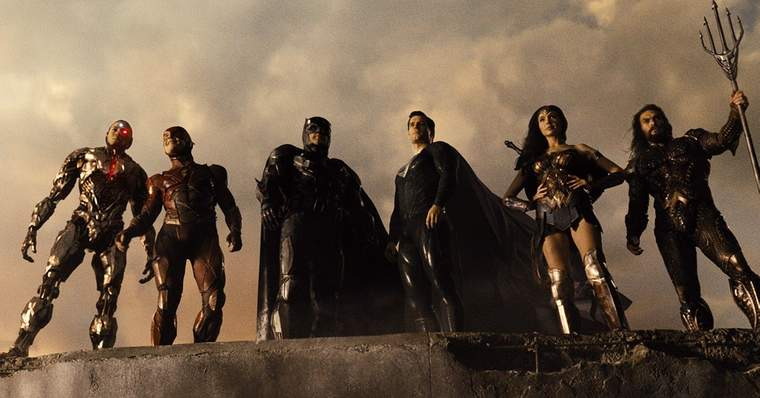 16 Major Differences Between Justice League and Snyder's Cut: Teamwork