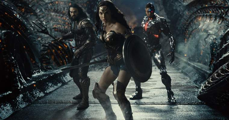 16 Major Differences Between Justice League and Snyder's Cut: Wonder Woman