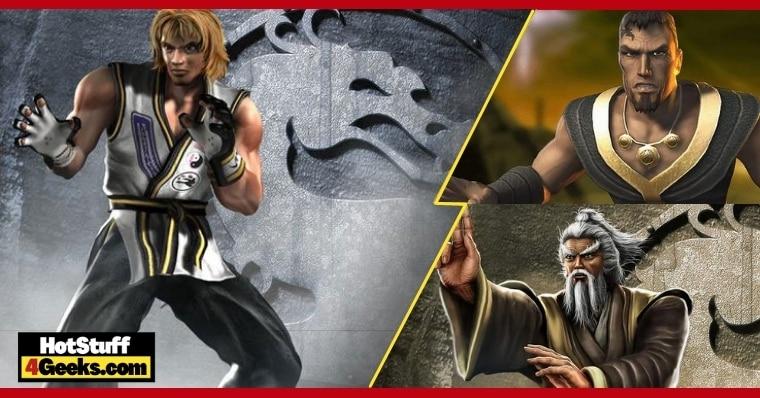 10 Mortal Kombat Forgotten Characters