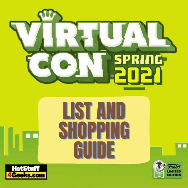 Funko ECCC 2021 - A Helpful List, Gallery and Shopping Guide
