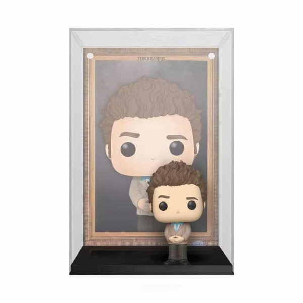 Funko POP! Moment Seinfeld - The Kramer on Black Velvet