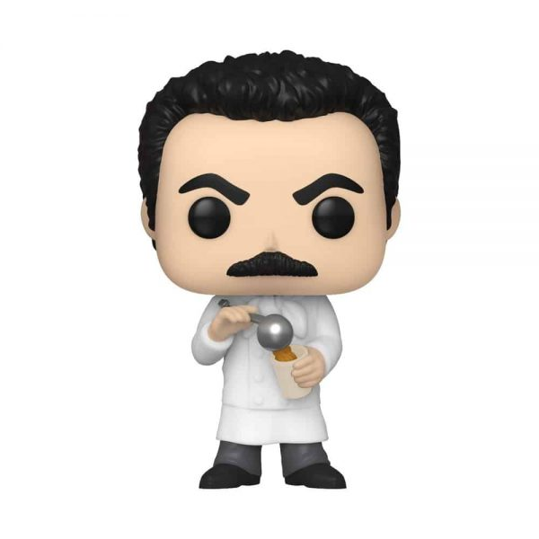 Funko POP! & Tee: Seinfeld - Yev Kassem (Soup Nazi) Funko Pop! Vinyl Figure and Tee Bundle - Walmart Exclusive