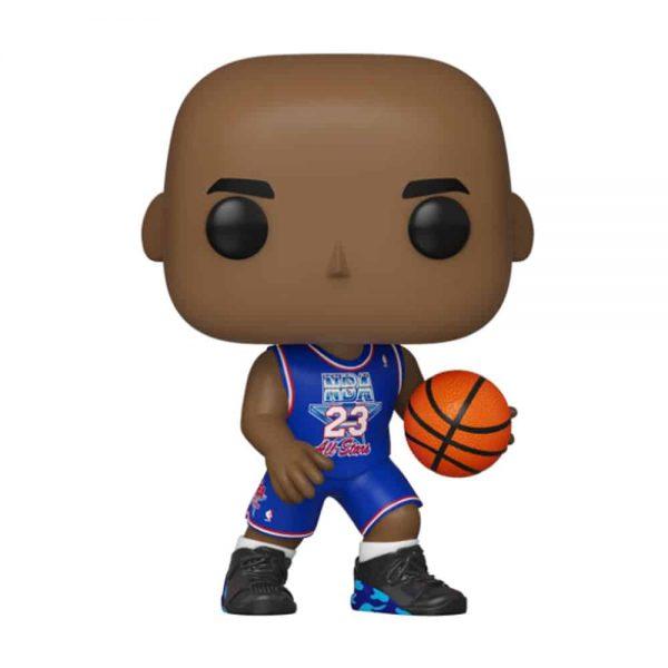 Funko Pop! Basketball: Utah All-Star Weekend - Michael Jordan (All-Star Uniform) Funko Pop! Vinyl Figure - Funko Shop Exclusive