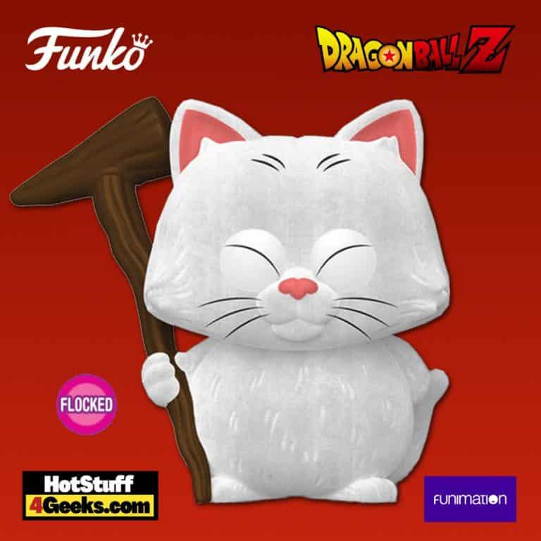 Funko Pop! Dragon Ball Z - Karin Flocked Funko Pop! Vinyl Figure - Funimation Exclusive