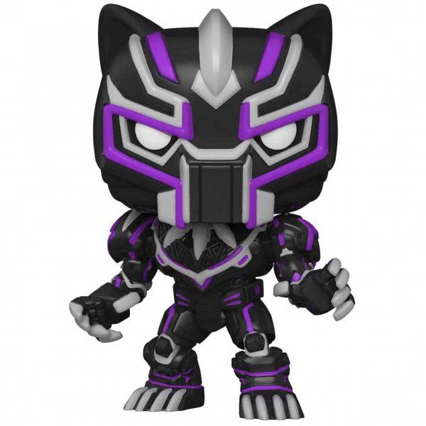 Funko Pop! Marvel Avengers Mech Strike: Black Panther Funko Pop! Vinyl Figure